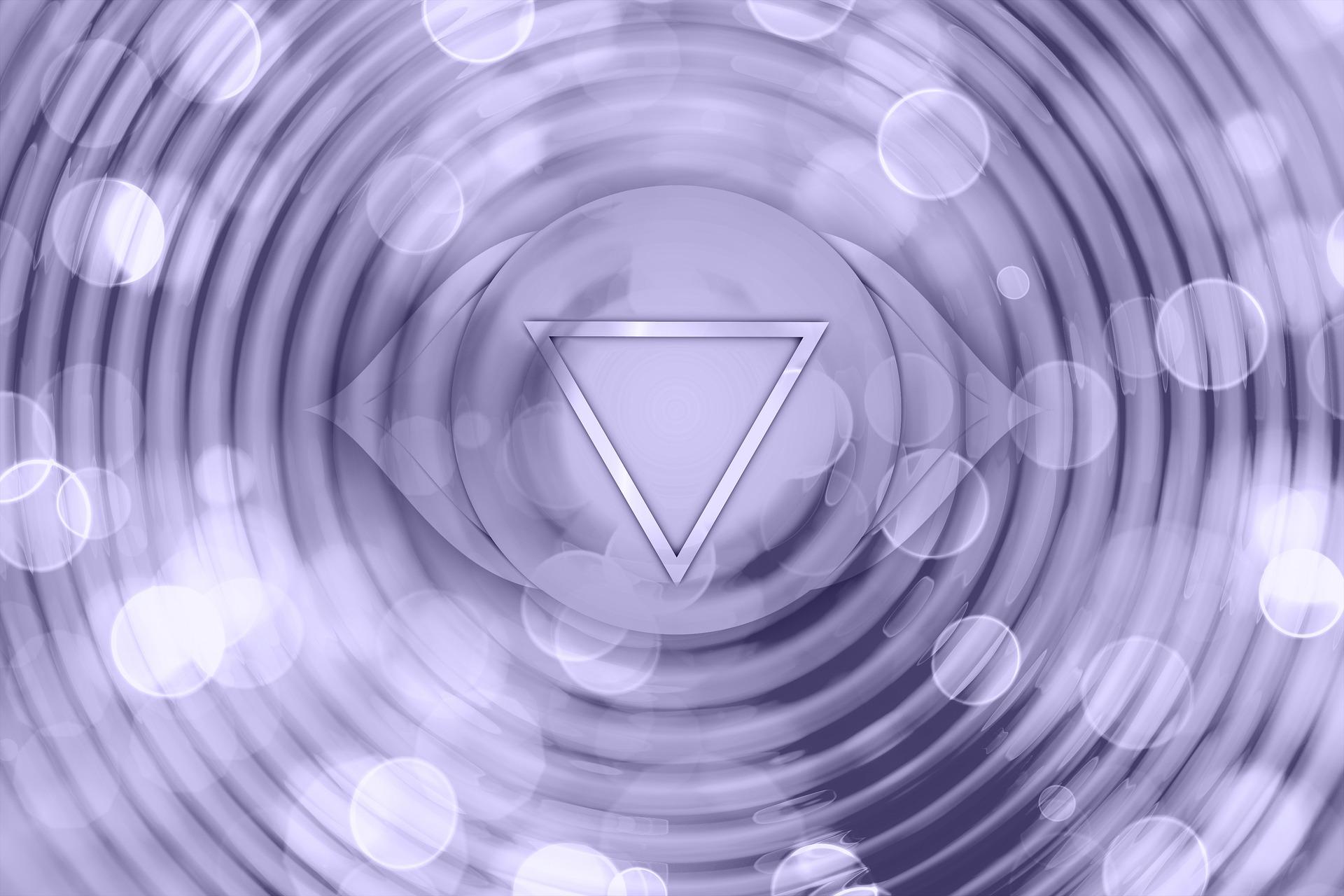 直観力をきたえる第6チャクラ瞑想