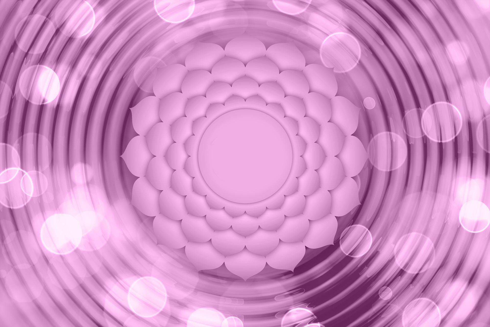 宇宙とつながり世界を肯定する第7チャクラ瞑想