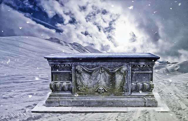 ローズベルのルノルマンプチ講座☆⑧棺