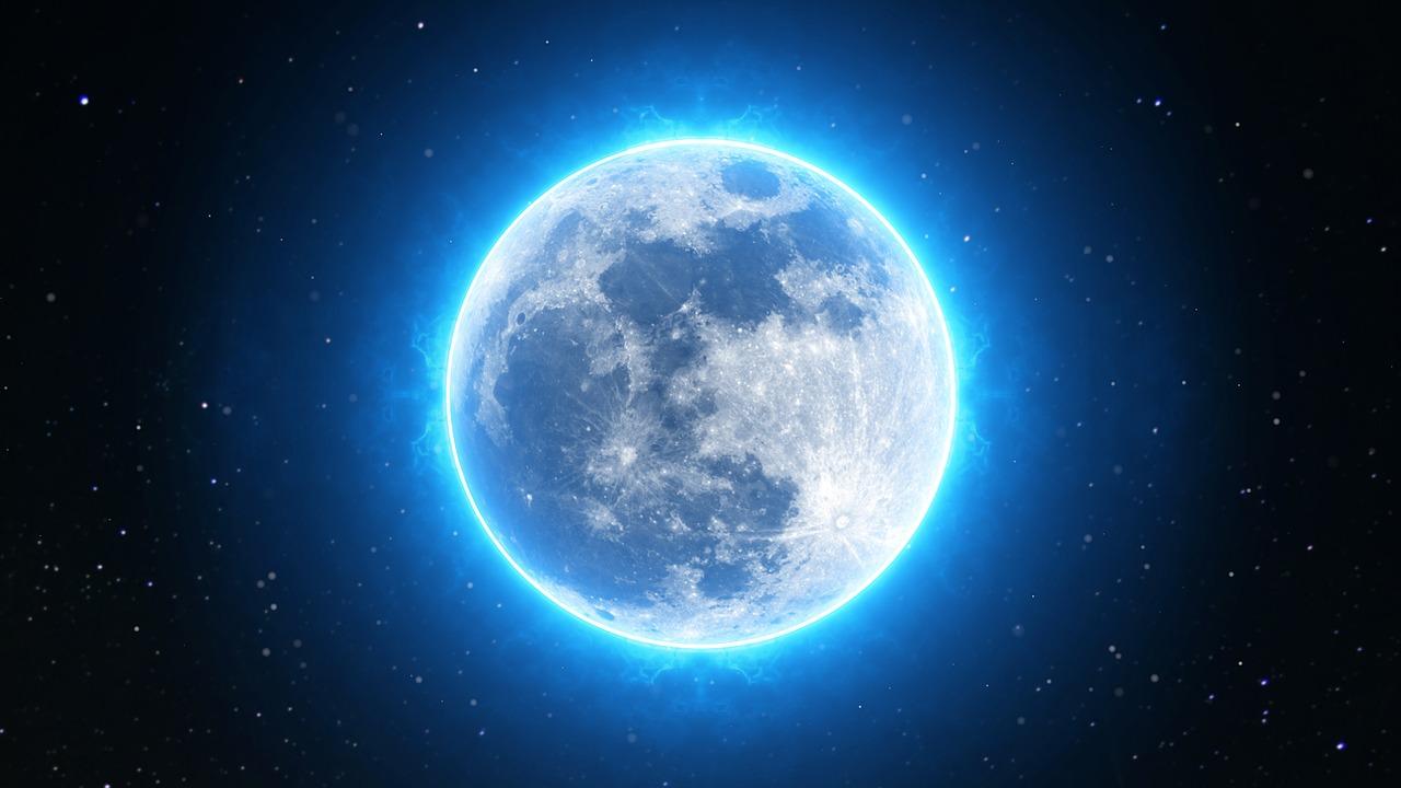 6月6日は満月(部分月食)すごいパワーがあります!