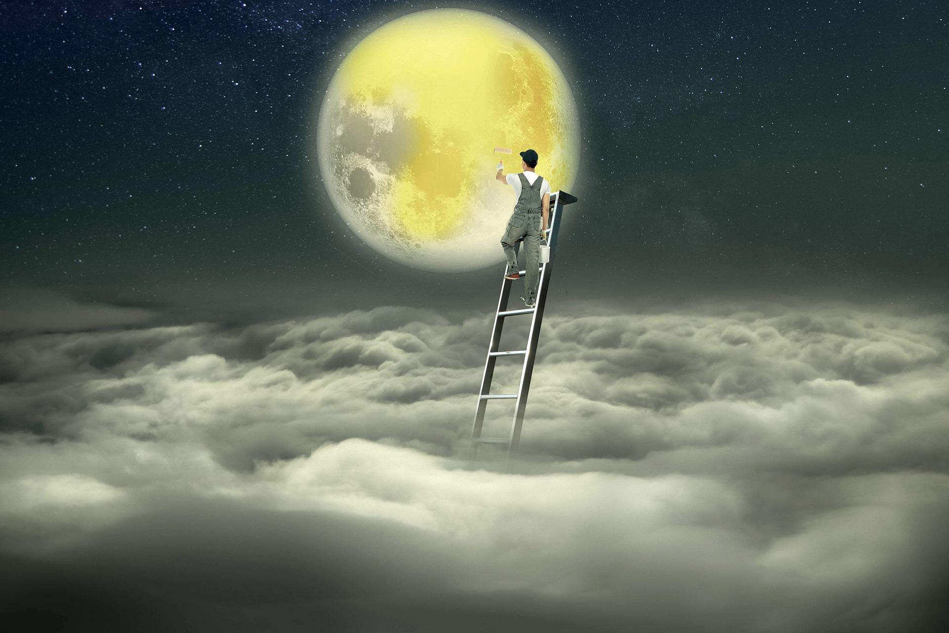 満月瞑想会~ZOOMでお家でゆっくり